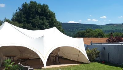 20x30 Marquee
